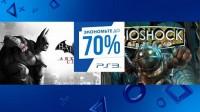 Скидки на игры для PS3 в PS Store — Batman, BioShock, Dark Souls и многое другое
