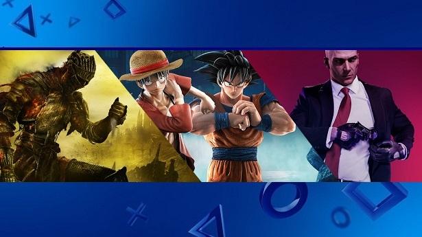 Скидки на игры для PS4 в PS Store