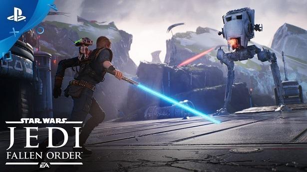 Трейлер Star Wars Jedi: Fallen Order с E3 2019