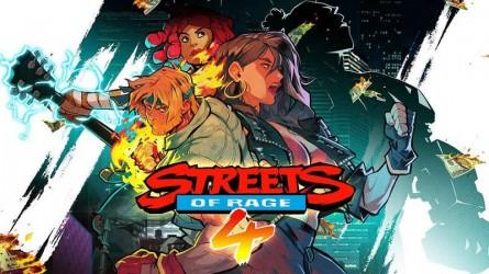 Новый игровой персонаж Streets of Rage 4 — Cherry Hunter