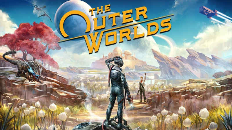 Obsidian показали Альцион в новом трейлере The Outer Worlds