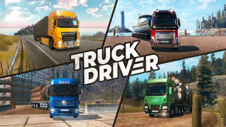 Релизный трейлер Truck Driver для PS4