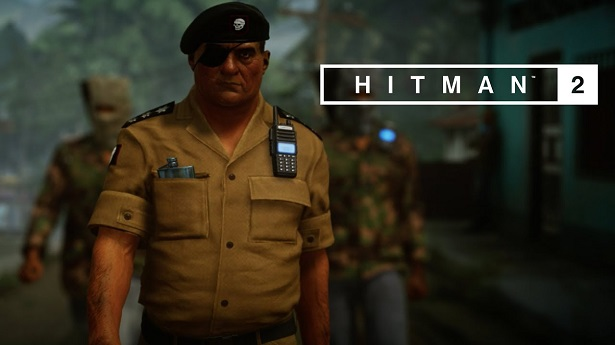 Винсенте Мурильо - Вторая неуловимая цель Hitman 2
