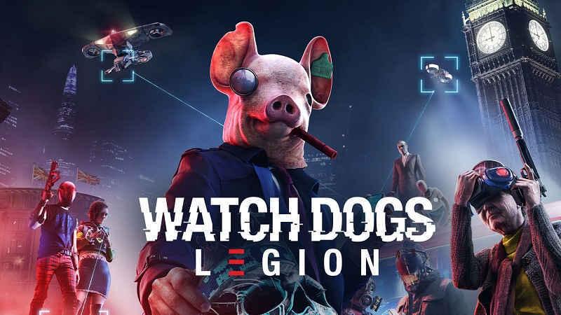 Новый кинематографический трейлер и геймплейное видео Watch Dogs: Legion