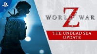 Трейлер World War Z — Обновление «Море нежити»