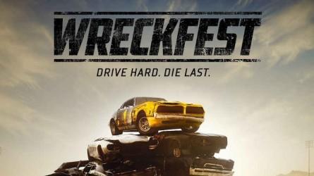 Релизный трейлер Wreckfest для PS4